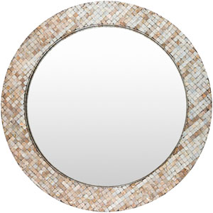Hornbrook Round Wall Mirror