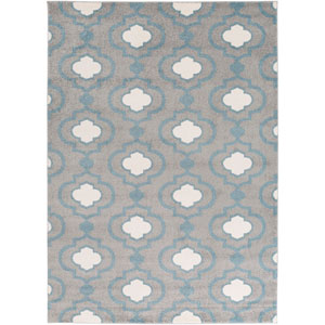 Horizon Charcoal and Slate Rectangular: 2 Ft x 3 Ft Rug