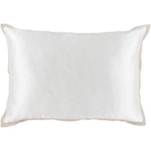 Heiress Neutral 13 x 19-Inch Pillow