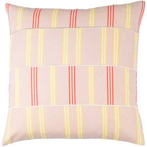 Lina Multicolor 20 x 20-Inch Pillow Cover