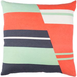 Lina Multicolor 18 x 18-Inch Pillow Cover