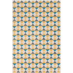 Lina Multicolor Rectangular: 8 Ft. x 10 Ft. Rug