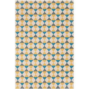 Lina Multicolor Rectangular: 8 Ft. x 10 Ft. Rug