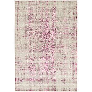 Jax Purple and Brown Rectangular: 2 Ft. 2-Inch x 3 Ft. Rug