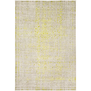 Jax Green and Brown Rectangular: 2 Ft. 2-Inch x 3 Ft. Rug