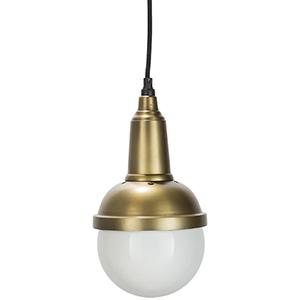 Jules Gold One-Light Mini Pendant