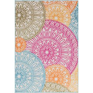 Jolene Multicolor Rectangular: 5 Ft. 3 In. x 7 Ft. 3 In. Rug