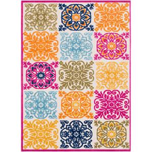 Jolene Multicolor Rectangle: 2 Ft. x 3 Ft. Rug
