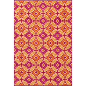 Jolene Multicolor Rectangular: 7 Ft. 10 In. x 10 Ft. 3 In. Rug