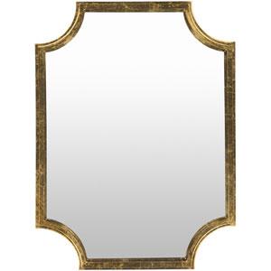 Joslyn Gold Mirror