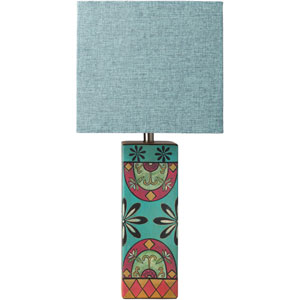Kate Multicolor Table Lamp