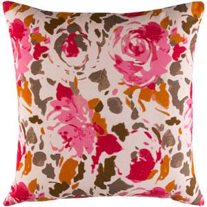 Kalena Multicolor 22 x 22 In. Throw Pillow