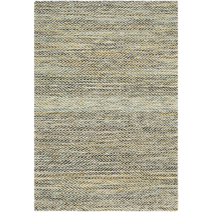 Kinley Sage and Camel Rectangular: 5 Ft. x 7 Ft. 6 In. Rug
