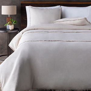 Knightley Khaki Three-Piece King/CA King Duvet Set