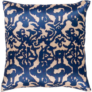 Lambent Multicolor 22 x 22 In. Throw Pillow Cover