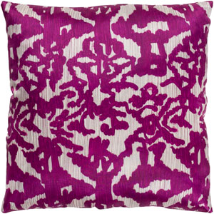 Lambent Multicolor 22 x 22 In. Throw Pillow