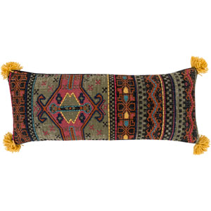 Leonie Multicolor 30 x 12 In. Throw Pillow