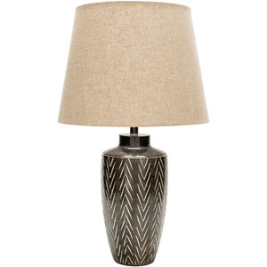 Leslie Painted Table Lamp
