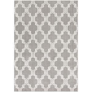Lagom Grey Rectangular: 7 Ft. 10 In. x 10 Ft. 3 In. Rug