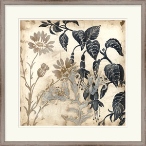 Bloom Shadows II by Meagher, Megan 27 x 27-Inch Botanical and Floral Wall Art