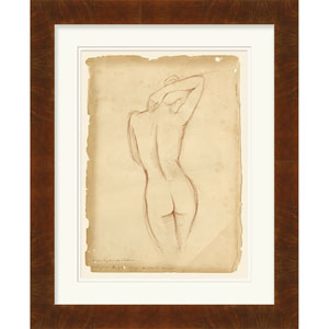 Antique Figure Study I by Harper, Ethan: 26 x 32-Inch Fashion and Figurative Wall Art