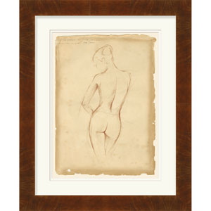 Antique Figure Study II by Harper, Ethan: 26 x 32-Inch Fashion and Figurative Wall Art