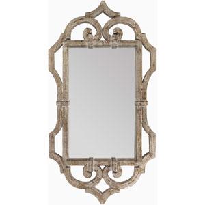 Lalita Silver Wall Mirror