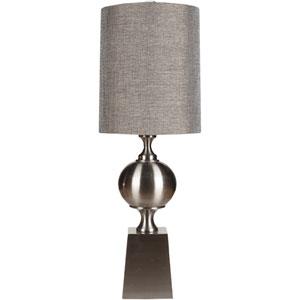 Lavish Bronze One Light 11.5-Inch Table Lamp