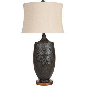 Embodying Bronze One Light Table Lamp
