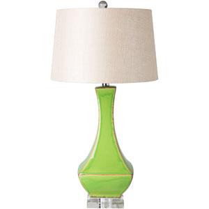 Belhaven Green Table Lamp