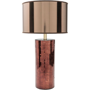 Linnell Copper Finish Table Lamp