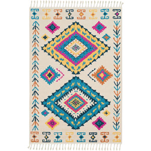 Love Multicolor Rectangle: 9 Ft. 3 In. x 12 Ft. 1 In. Rug
