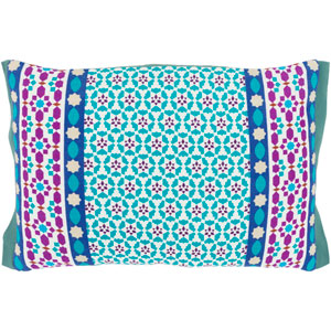 Lucent Multicolor 22 x 22 In. Throw Pillow Cover