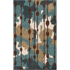 Lava Rectangular: 5 Ft. x 7 Ft. 6 In. Rug