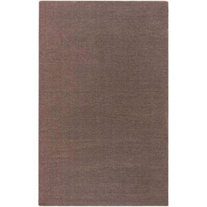 Mystique Chocolate Gray Round: 6 Ft. x 6 Ft. Rug