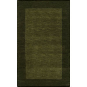Mystique Dark Green Rectangular: 6 Ft. x 9 Ft. Rug