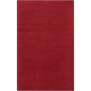 Mystique Red Rectangular: 7 Ft. 6 In. x 9 Ft. 6 In. Rug