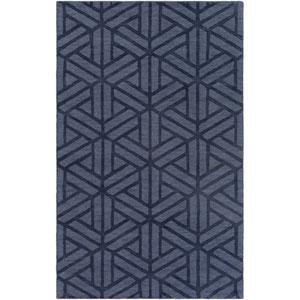 Mystique Blue Rectangular: 2 Ft x 3 Ft Rug
