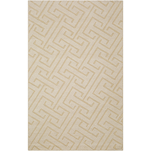 Mystique Cream Rectangular: 8 Ft. x 11 Ft. Rug