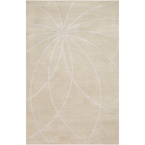 Mystique Khaki Rectangular: 8 Ft. x 11 Ft. Rug