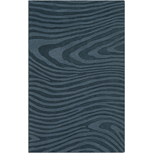 Mystique Denim Rectangular: 8 Ft. x 11 Ft. Rug