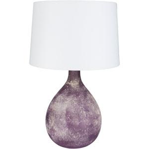Meadowside Purple Portable Lamp