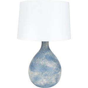 Meadowside Blue Portable Lamp