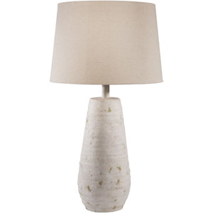 Maggie Antique White One-Light Table Lamp