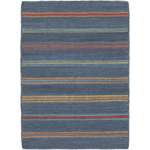 Miguel Navy Rectangular: 2 Ft x 3 Ft Rug