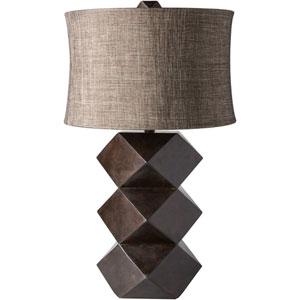 Makena Painted Table Lamp