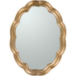 Milburn Gold Wall Mirror