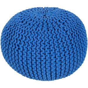 Malmo Purple Sphere Pouf