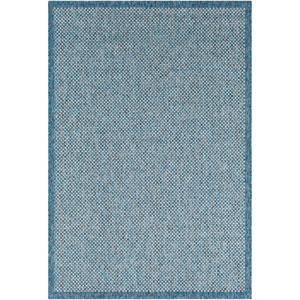 Marmaris Blue Rectangle: 2 Ft. x 3 Ft. Rug
