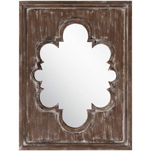 Hart Baltic Decorative Arched and Crowned Mirror